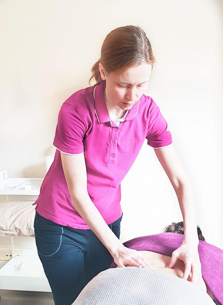 Kehokaari tarjoaa osteopaattista hoitoa.
